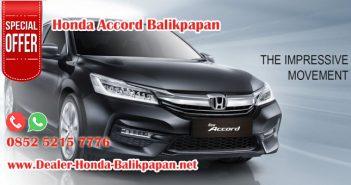 Kredit Honda Accord Balikpapan
