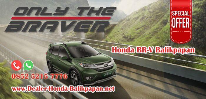 Kredit Honda BR-V Balikpapan