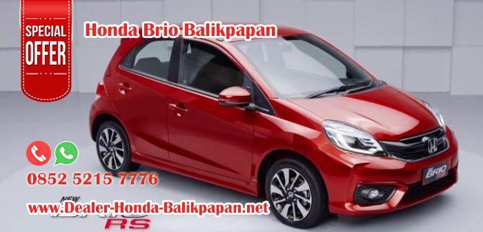 Kredit Honda Brio Balikpapan