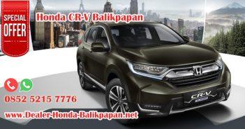 Kredit Honda CR-V Balikpapan