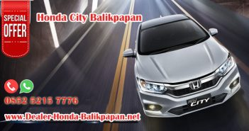 Kredit Honda City Balikpapan