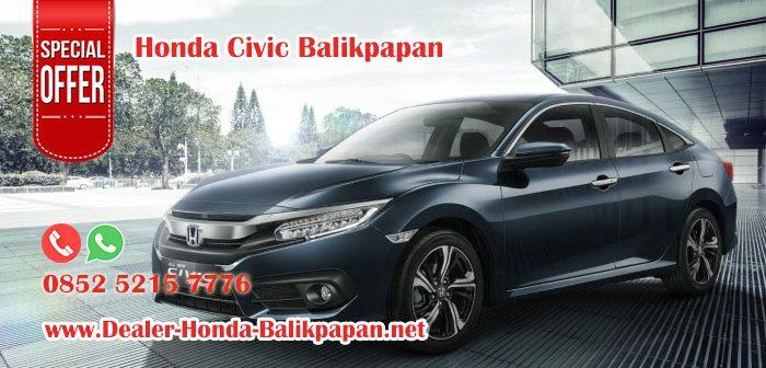Kredit Honda Civic Balikpapan
