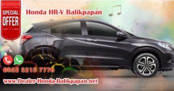 Kredit Honda HR-V Balikpapan