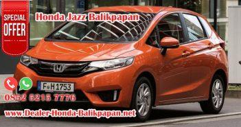 Kredit Honda Jazz Balikpapan