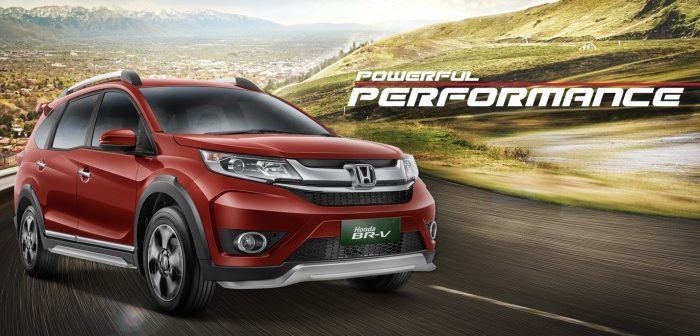 Harga Honda BR-V Balikpapan