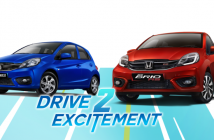Harga Honda Brio Satya Balikpapan