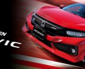 Honda Tawarkan Civic Mugen, Tampilan Semakin Sporty