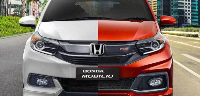 Harga Honda Mobilio Balikpapan 2020